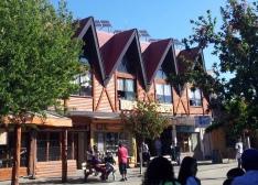 Paneles fotovoltaicos en Coyhaique.